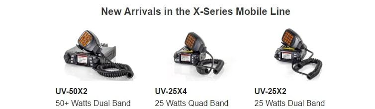 Photo of Baofeng Üç Yeni Mobil Telsiz Cihazı Duyurusu Yaptı (UV-50X2, UV-25X2, UV-25X4)