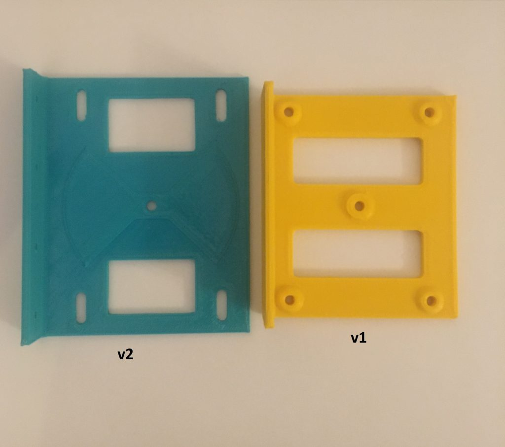 3d printed endplate