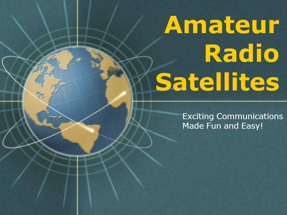 Amatör Uydular