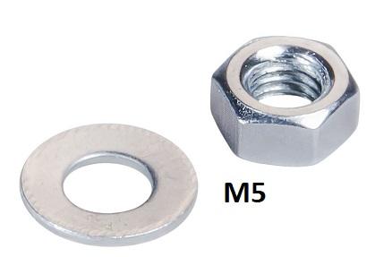 m5nut-washer