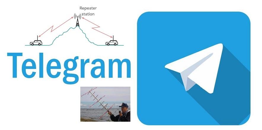Ham Radio Telegram